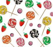PNF do lolly do Plasticine Imagens de Stock