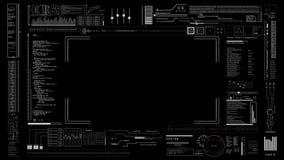 PNG Alpha HUD interface.