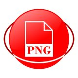 Png file vector illustration, Red icon. Red icon, png file vector illustration, vector icon vector illustration