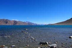 Północny India jezioro Zdjęcia Stock