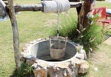 Poço. imagem de stock royalty free