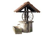 Poço antigo Imagem de Stock