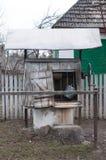 Poço de água Imagem de Stock