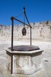 Poço de água antigo. Imagens de Stock Royalty Free