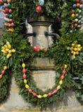 Poço de Easter Foto de Stock Royalty Free