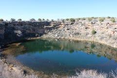Poço de Montezuma Fotografia de Stock