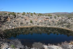 Poço de Montezuma Imagem de Stock Royalty Free
