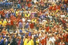 Poço de troca do Ministério do Comércio de Chicago, Chicago, Illinois Fotografia de Stock Royalty Free