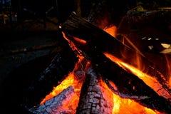 Poço do fogo Imagens de Stock