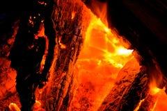 Poço do fogo Fotografia de Stock Royalty Free