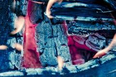 Poço do incêndio imagens de stock royalty free