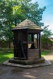 Poço medieval velho Imagens de Stock Royalty Free