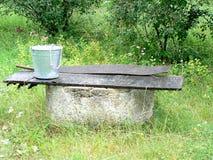 Poço velho Imagem de Stock