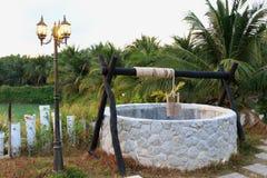 Poços de água Imagem de Stock Royalty Free