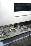Poêle de cuisine Photos stock