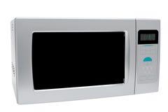 Poêle moderne de micro-onde photo stock