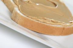 Przyrodni kanapki zakończenie up Fotografia Stock