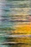 Położenia słońca wrażenie Zdjęcia Royalty Free