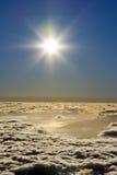 położenia słońce obrazy stock