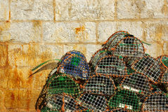 połowów oklepowie Zdjęcia Royalty Free
