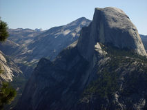 połowa kopuły Yosemite Zdjęcie Royalty Free