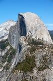 połowa kopuły Yosemite Obraz Royalty Free