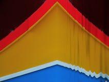 połowowej abstrakcyjne łódź Obrazy Royalty Free
