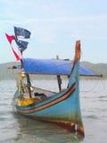 połowowych łodzi Zdjęcie Stock