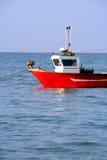 połowowych łodzi obraz royalty free