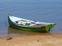 połowowych łodzi Zdjęcie Royalty Free