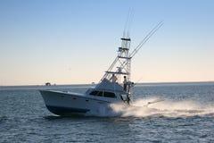 połowowych łodzi