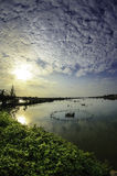 Hoi-an jeziora, Vietnam 7 Fotografia Stock
