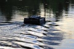 Połowu popasu łódź Zdjęcia Royalty Free