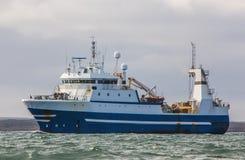 Połowu trawler zdjęcia stock
