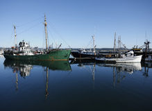 połowy statków zdjęcie stock