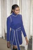 Południe - afrykański moda tydzień Kolekcja kilwaterem wybieg Obraz Royalty Free