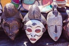 Południe - afrykanina rynek obraz stock