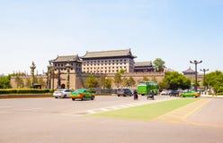 Południe bramy towe w Xian zdjęcie stock