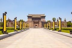 Południe bramy towe w Xian obraz royalty free