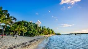 Południe dziury plaża zdjęcie royalty free