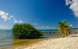 Południe dziury plaża 3 obrazy royalty free