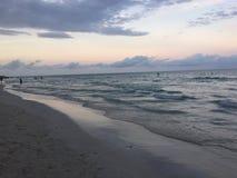 Południe plaża Zdjęcie Stock