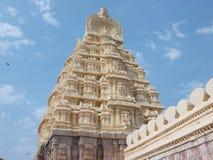 Południowa świątynia zdjęcia stock