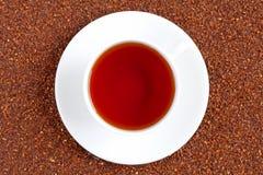 Południowa Afryka tradycyjnego napoju herbaciani rooibos wewnątrz Fotografia Stock
