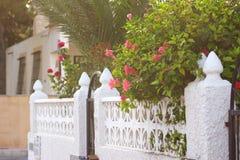 Południowa hiszpańska ulica Zdjęcie Royalty Free