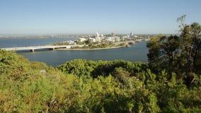 Południowa Perth antena zbiory wideo