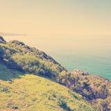 Południowego Australia wybrzeża Instagram styl Fotografia Stock