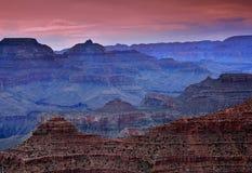Południowego obręcza Uroczysty jar, Arizona, USA Fotografia Royalty Free
