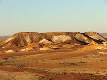 południowi Australia breakaways Zdjęcia Royalty Free