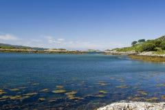Południowy kanał Zdjęcia Royalty Free
